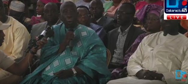 Mansour Mbaye bat campagne pour Macky Sall