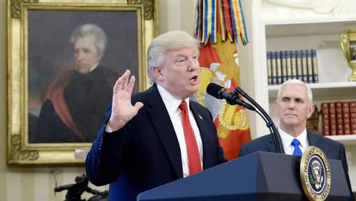 """Trump élu """"roi des fous"""" pour le 1er avril à New York"""