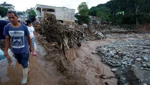 La Colombie en deuil après une coulée de boue qui a fait au moins 200 morts