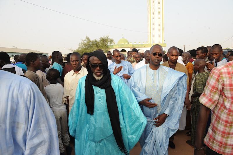 Le PM Mahammed Boun Abdallah Dionne a présenté les condoléances du Chef de l'Etat au Khalife général des Mourides