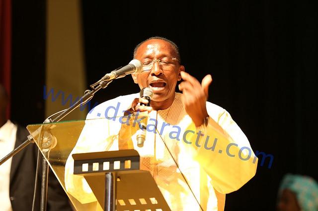 Inauguration permanence Apr «Fann/Point-E/Amitié» : Le lapsus de Mbaye Pekh