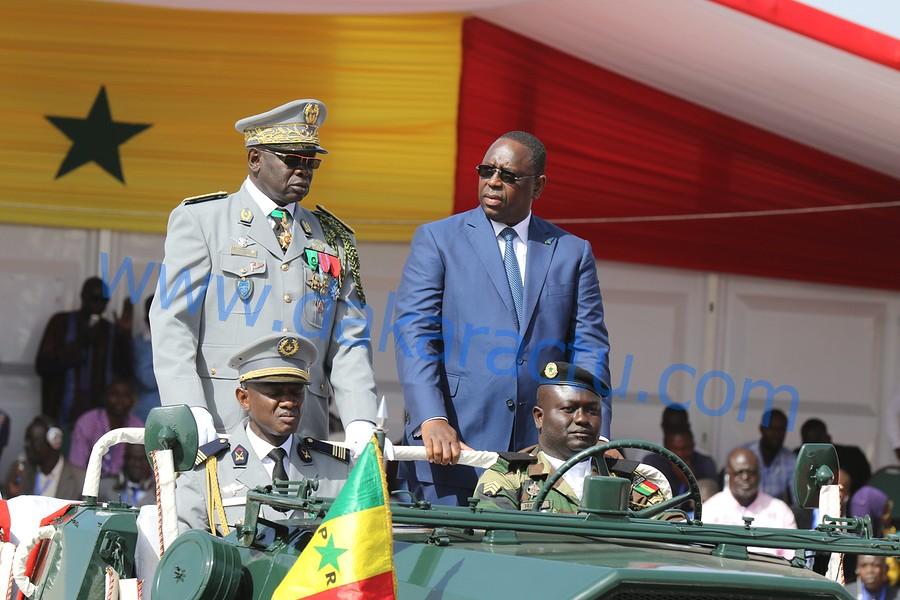 FÊTE DE L'INDÉPENDANCE : Le président Macky Sall magnifie le défilé de l'armée Gambienne