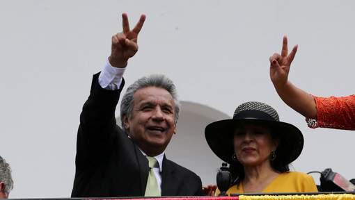 Équateur : le socialiste Lenine Moreno officiellement élu président