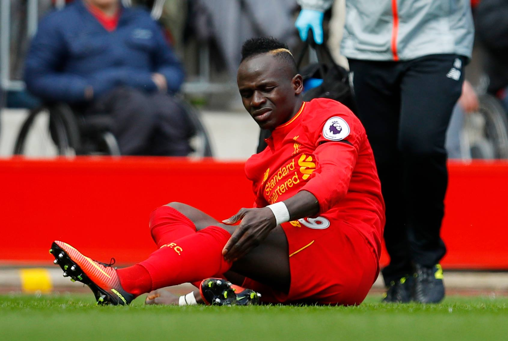 Liverpool : Sadio Mané va subir une intervention chirurgicale