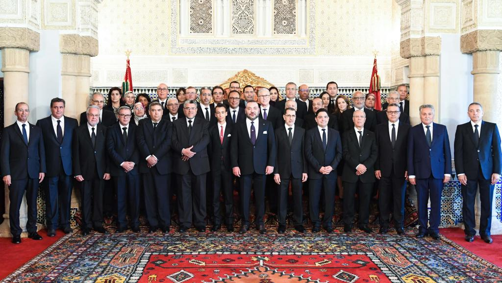 MAROC : le roi Mohammed VI nomme un nouveau gouvernement