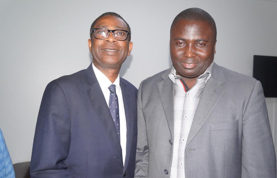 REBEUSS : Youssou Ndour rend visite à Bamba Fall et... Khalifa Sall