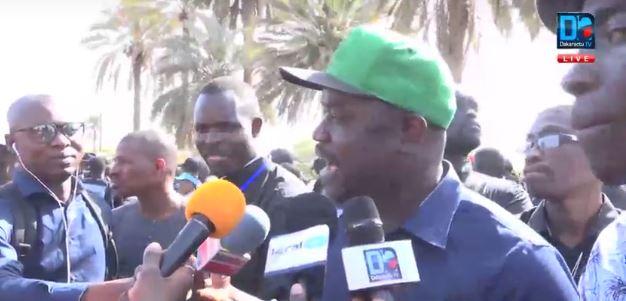 MOUTH BANE : « Nous invitons solennellement Macky Sall à organiser une élection anticipée! »