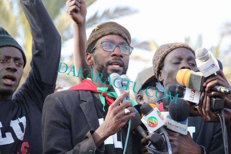 Fadel Barro : « Nous avons le droit d'alerter… Nous ne nous attarderons pas sur les polémiques inutiles»