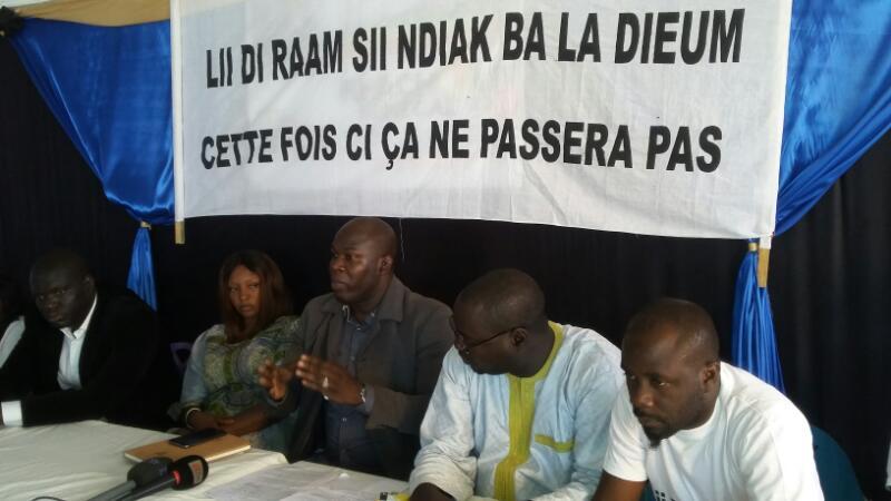 Manifestation « Y en marre » : L'APR des Parcelles Assainies demande de faire baisser la tension