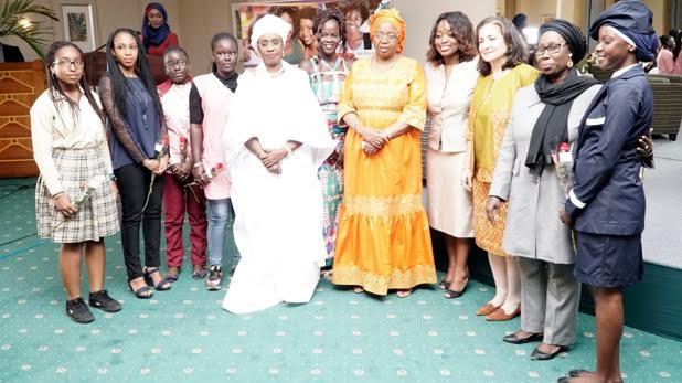 Intelligentes et « Entr'Elles » : Plus de 200 jeunes filles récompensées pour leur excellence académique