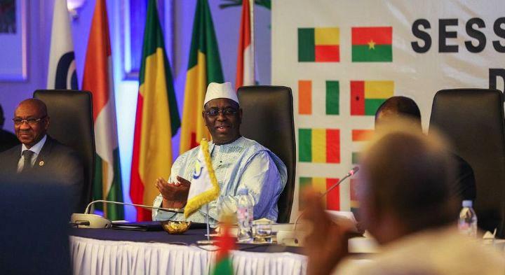 UEMOA : Le Sénégal se réjouit du consensus obtenu à Abidjan (Macky Sall)