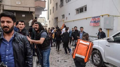 """Explosion en Turquie: un """"attentat terroriste"""", pas un accident"""