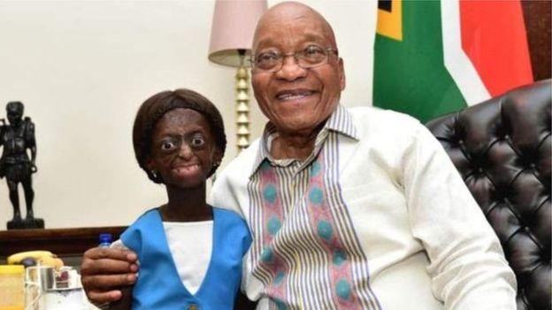 La Sud-africaine qui voulait voir Zuma est décédée