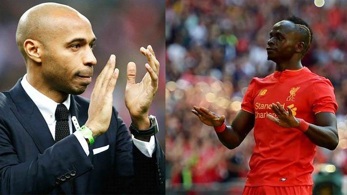 Thierry Henry : « Le meilleur joueur de la saison, c'est Sadio Mané »