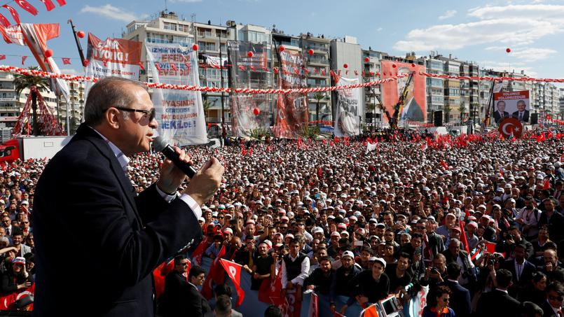 LE MAL TURC Erdogan, entre oppression et tyrannie