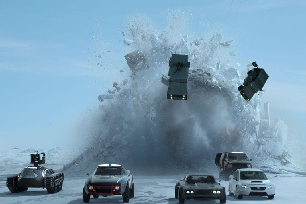 « Fast & Furious 8 » : quand l'éloge de la famille plombe l'action