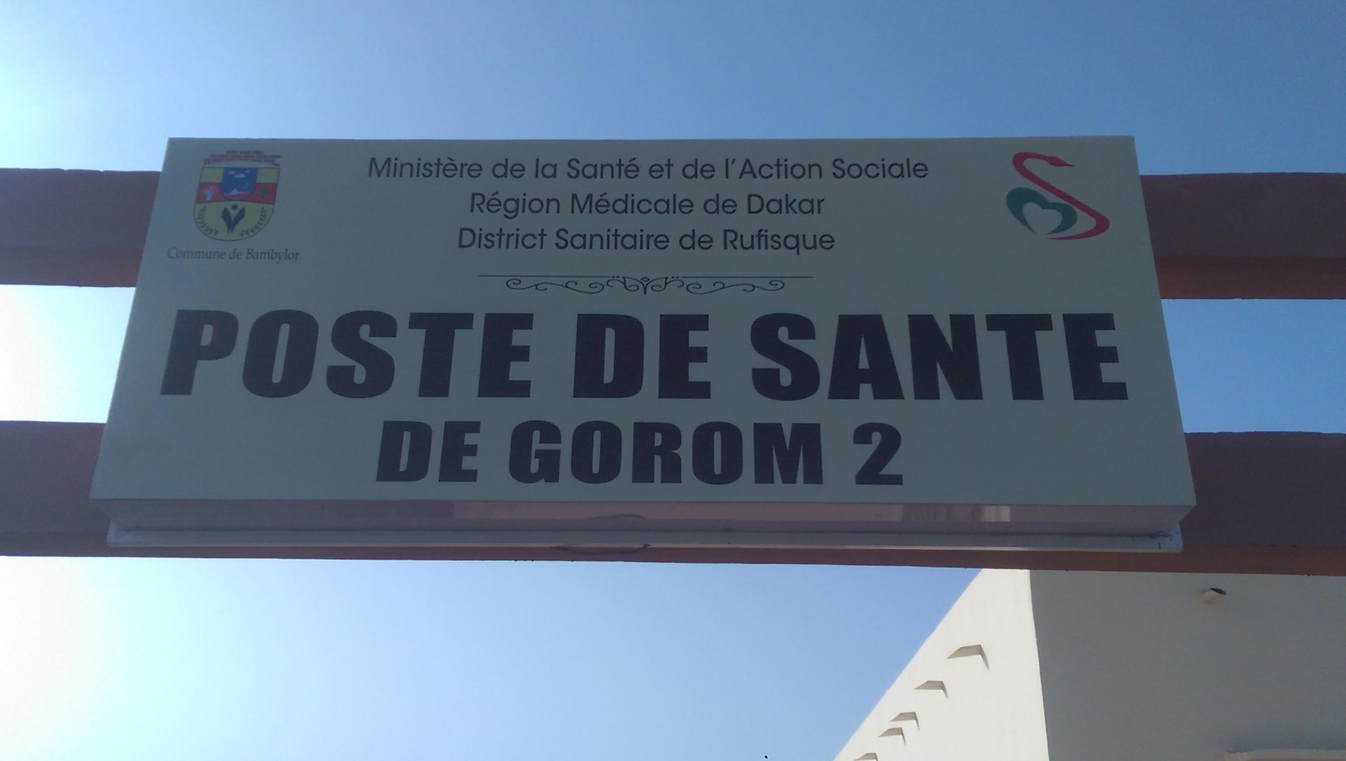 Inauguration du poste de santé de Gorom 2 : La souffrance des populations soulagée