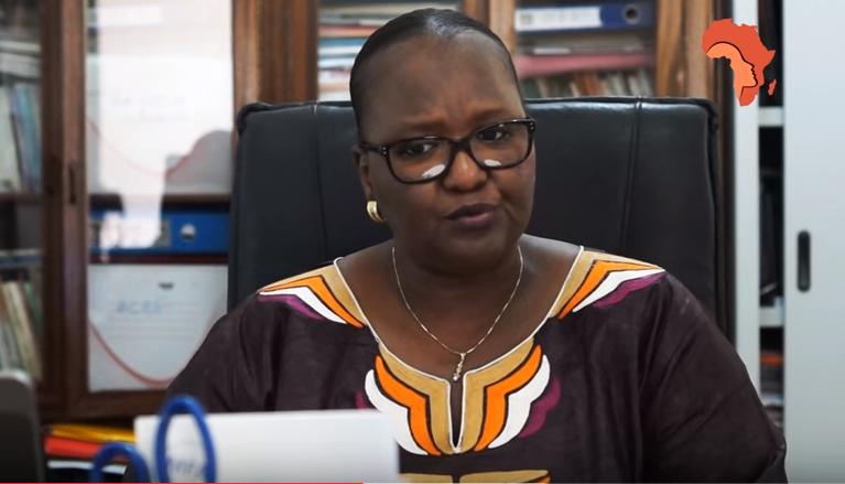 UCAD : Décès du professeur de philosophie Aminata Diaw Cissé