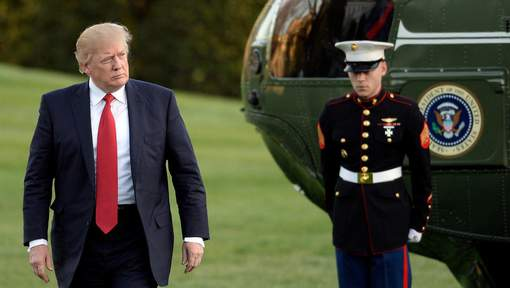 ETATS-UNIS : Donald Trump ne réactivera pas le registre public des visiteurs de la Maison Blanche