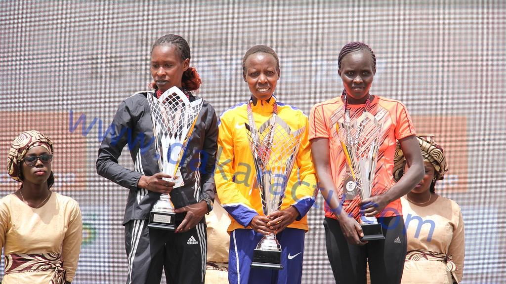 Les images de la Première édition du Marathon de Dakar