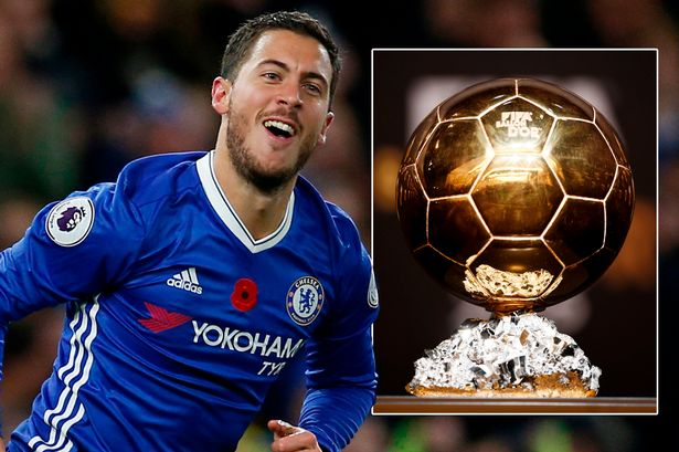 CHELSEA : Hazard critique le Ballon d'or