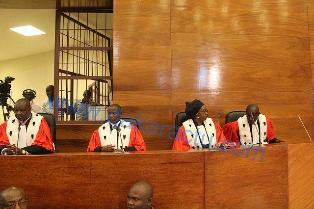 Procès en appel Habré : Le prononcé du verdict démarre le 27 Avril prochain