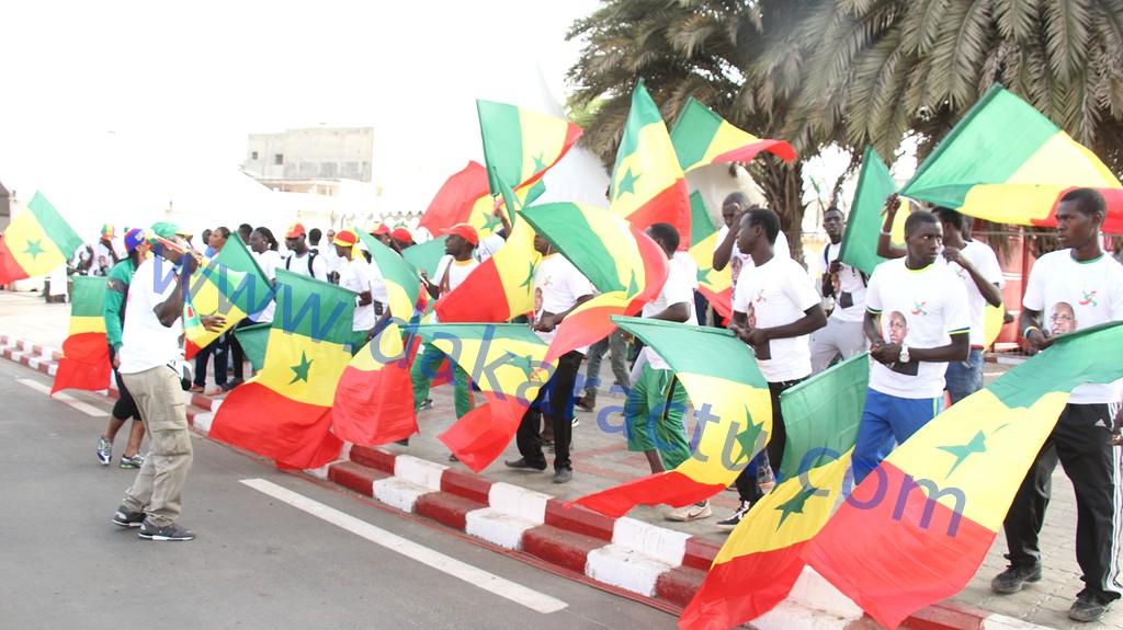 Blocage des artères par le Marathon de Dakar : Les jeunes catholiques en colère