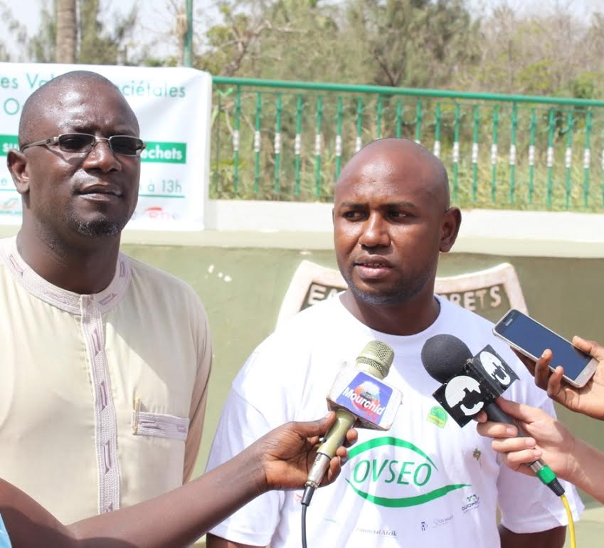 Mahamadou BALDE : « la production des déchets, malheureusement ira croissante avec l'explosion démographique et l'urbanisation galopante »