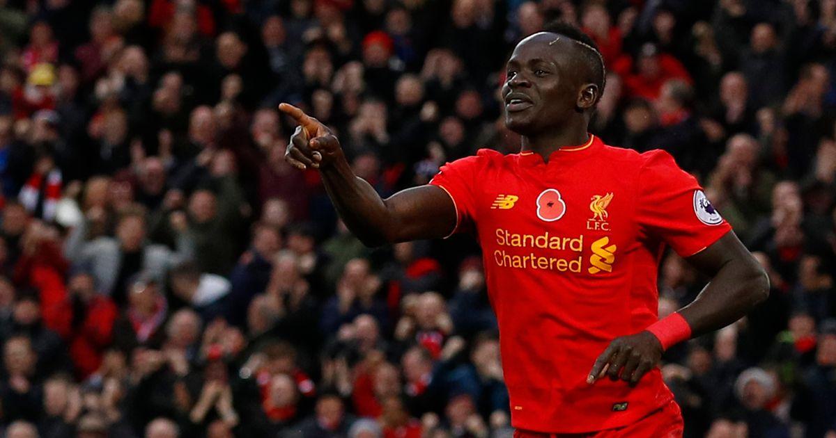 Sadio Mané dans l'équipe de l'année de la Premier League