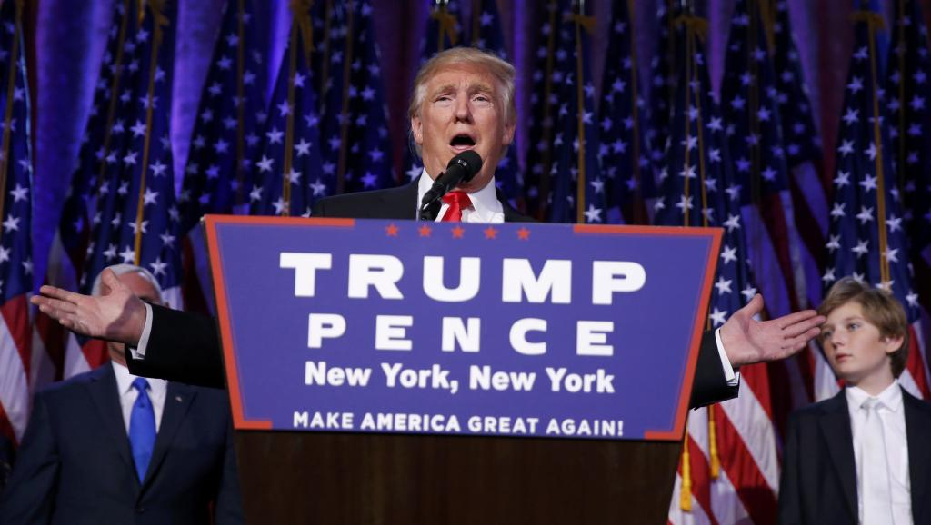 ETATS-UNIS - Donald Trump : trois mois de zizanie et de volte-face