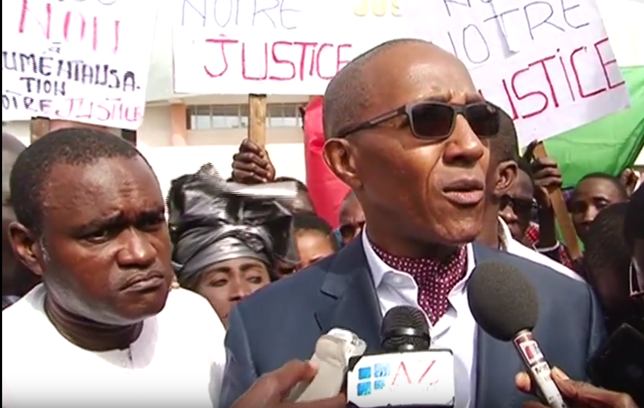 Le procès d'Abdoul Mbaye encore renvoyé : « Je savais que les coups allaient venir… J'ai plus de 60 ans, jamais je ne m'étais retrouvé …»