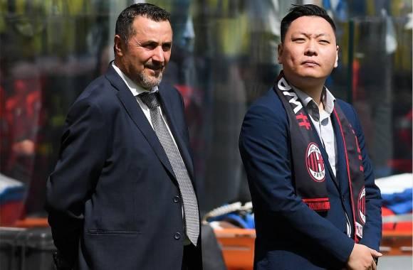Milan AC : Un nouveau directeur sportif nommé