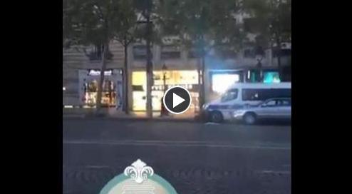 """Une vidéo de la fusillade dévoilée: """"Et là, il a sorti une kalachnikov..."""""""