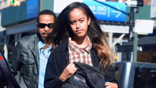 Malia Obama harcelée par un prétendant
