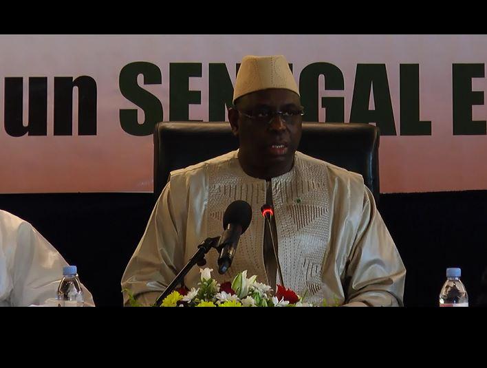 Macky Sall sur les Législatives : « Qu'il soit dit avec force… Nous ne tolérerons aucune liste parallèle issue de nos rangs »