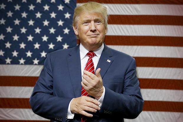 ETATS-UNIS : Donald Trump juge l'élection française «très intéressante»