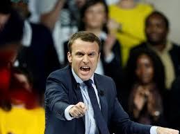 Macron serait en tête à 24%