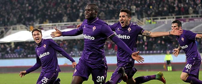 Série A : Doublé de Babacar match fou entre La Viola et l'Inter