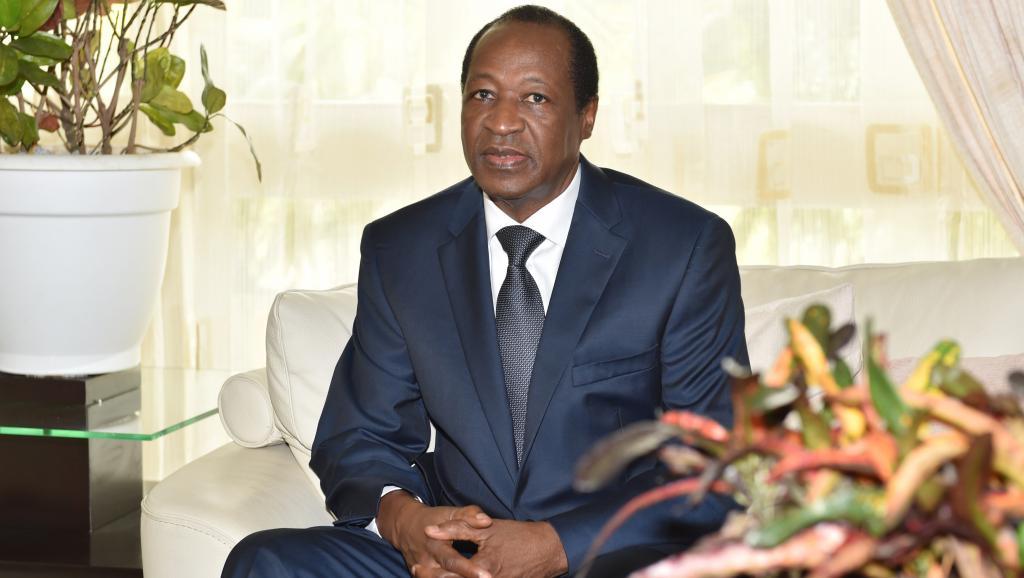 BURKINA FASO - Du palais de Kosyam à la Haute Cour de justice : Blaise Compaoré en 12 dates