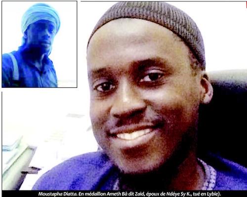 Apologie du terrorisme : Moustapha Diatta à la barre ce matin