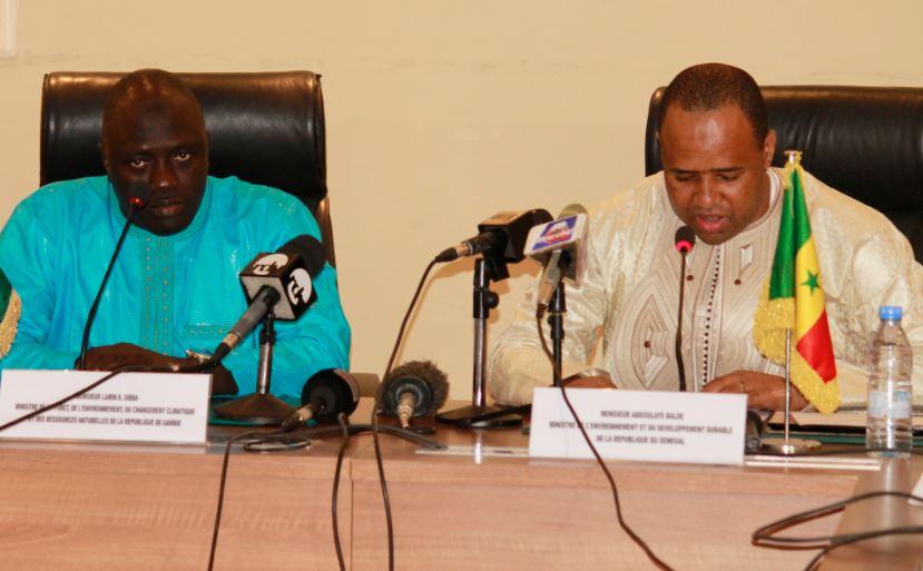 Gestion des ressources forestières : Le Sénégal signe avec la Gambie un accord de coopération et de concertation