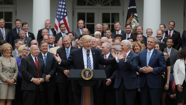 Etats-Unis : la Chambre approuve l'abrogation de l'Obamacare
