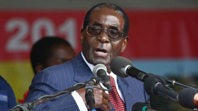 Pour Mugabe, le Zimbabwe est le 2e Etat le plus développé d'Afrique