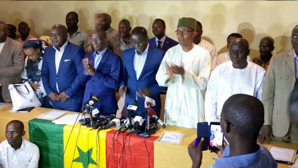 Grande coalition de l'opposition : Qui sont les grands absents…