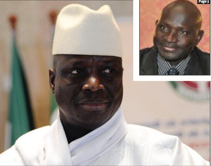 CRIMES CONTRE L'HUMANITÉ : La Suisse maintient en prison l'ancien ministre de l'Intérieur de Jammeh, Ousmane Sonko