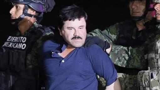 """Le procès du narcotrafiquant """"El Chapo"""" fixé"""