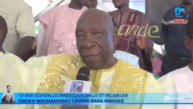 Journée culturelle et religieuse Serigne Bara : Mansour Mbaye et Cheikh Amar livrent les raisons de leur présence