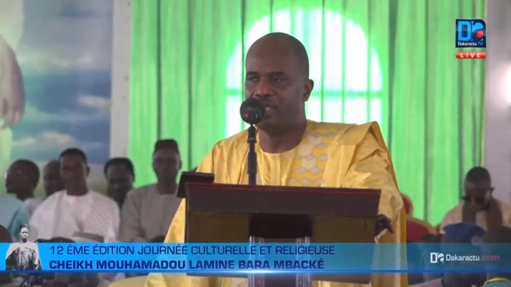 """Serigne Cheikh Mbacké ibn Serigne Abdou Aziz Bara : """"Serigne Mourtada Mbacké a œuvré pour le triomphe du bien sur le mal"""""""