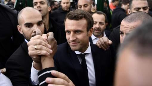 Macron largement en tête en outre-mer