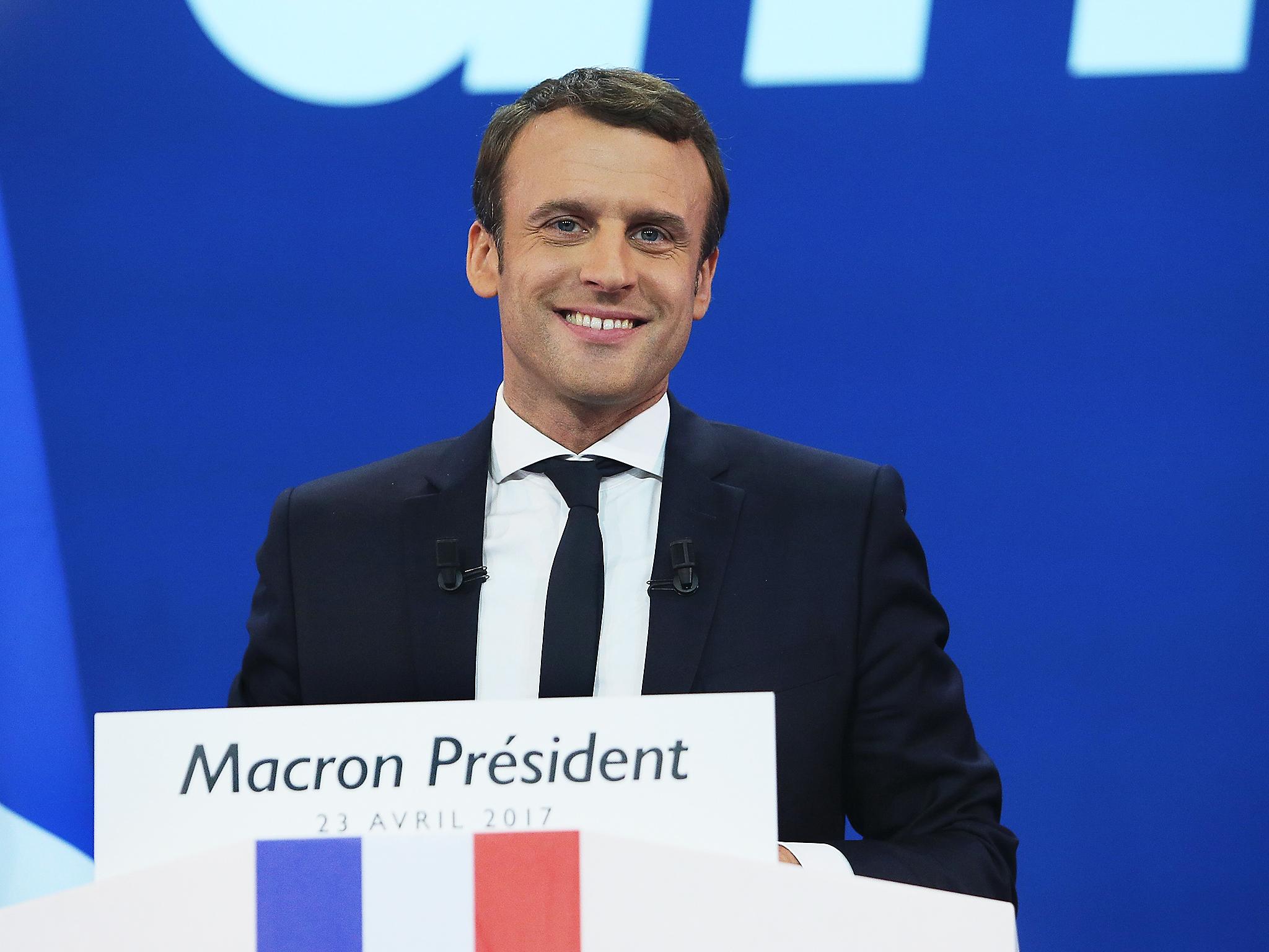 Emmanuel Macron L Irresistible Ascension D Un Liberal De Gauche